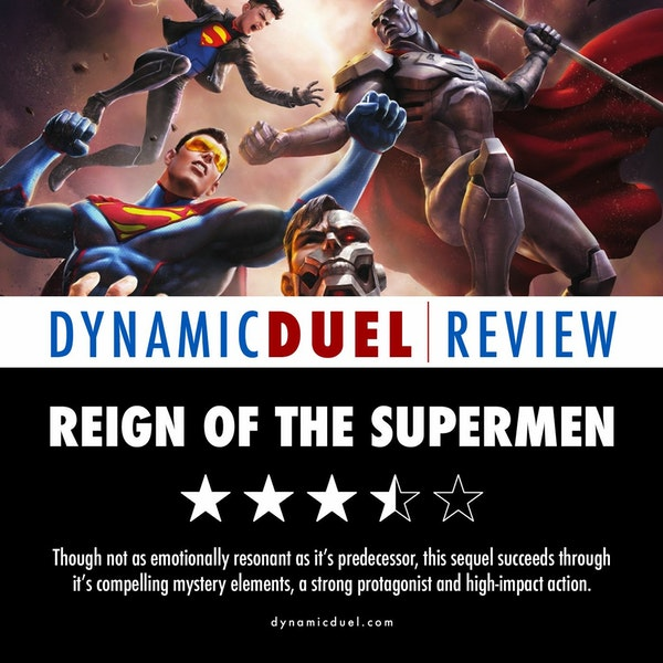 Reign of the Supermen Review Image
