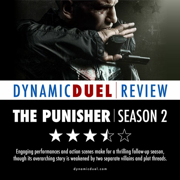The Punisher Season 2 Review Image