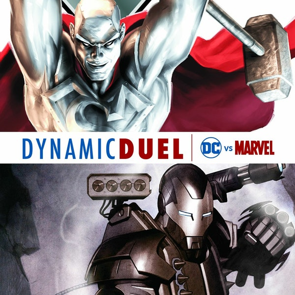 Steel vs War Machine Image