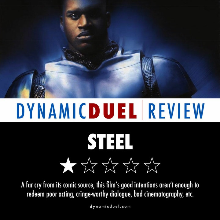 Steel Review – Special Guest John Horsley III