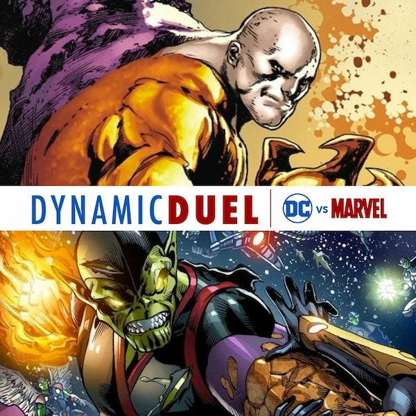 Metamorpho vs Super-Skrull Image
