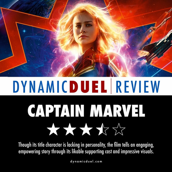 Captain Marvel Review Image
