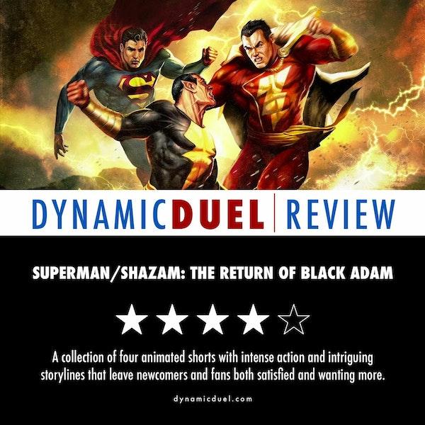 Superman/Shazam!: The Return of Black Adam Review Image