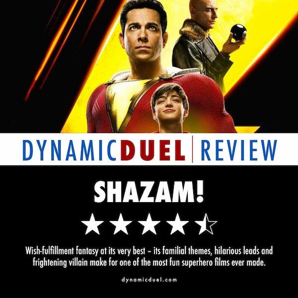 Shazam! Review Image