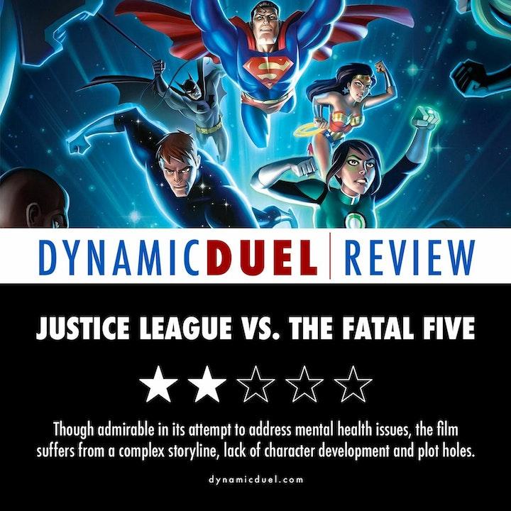 Justice League vs. The Fatal Five Review