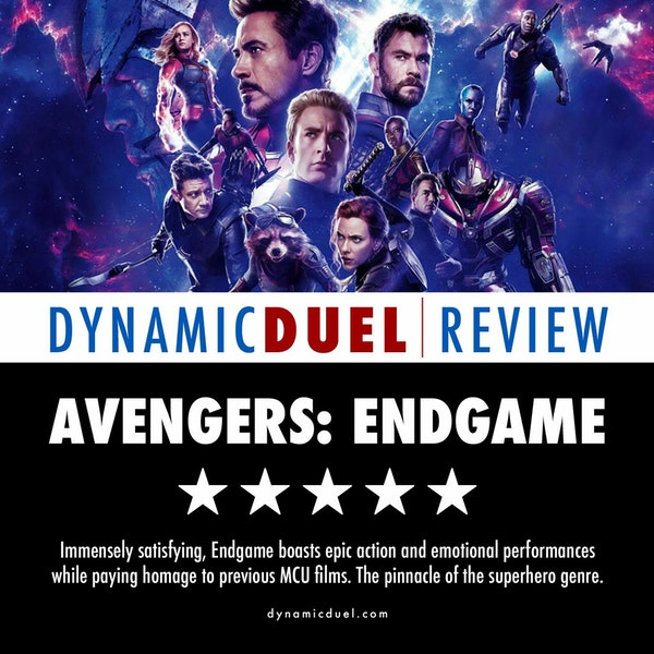 Avengers: Endgame Review Image
