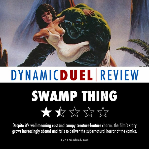 Swamp Thing Review Image