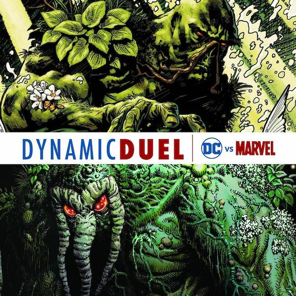 Swamp Thing vs Man-Thing Image