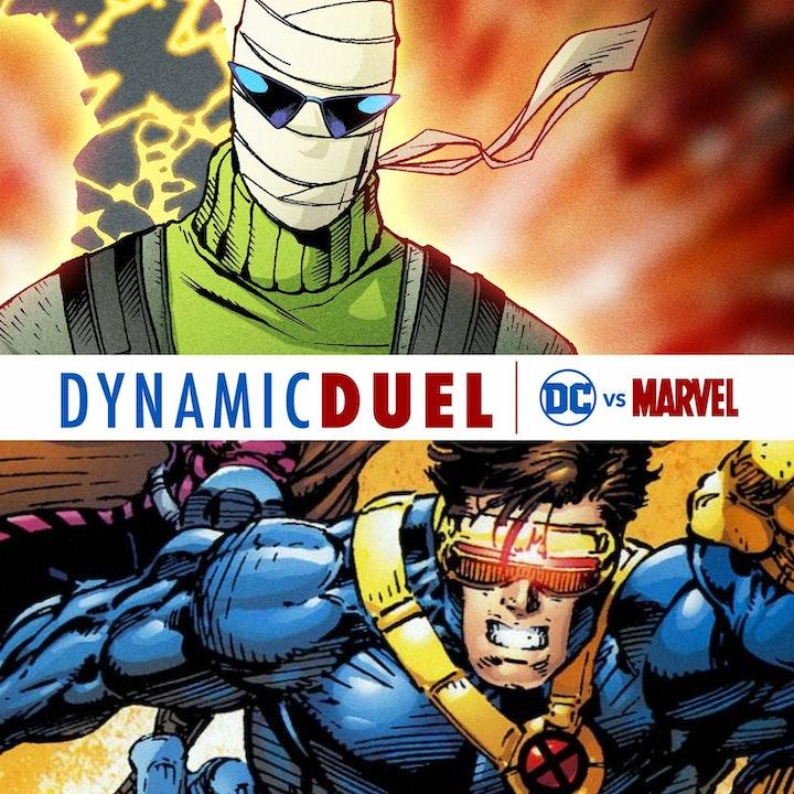 Negative Man vs Cyclops