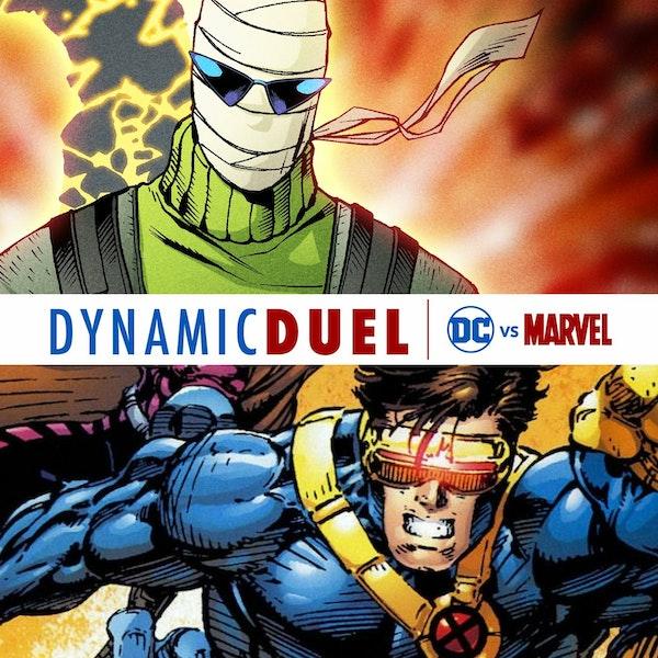 Negative Man vs Cyclops Image