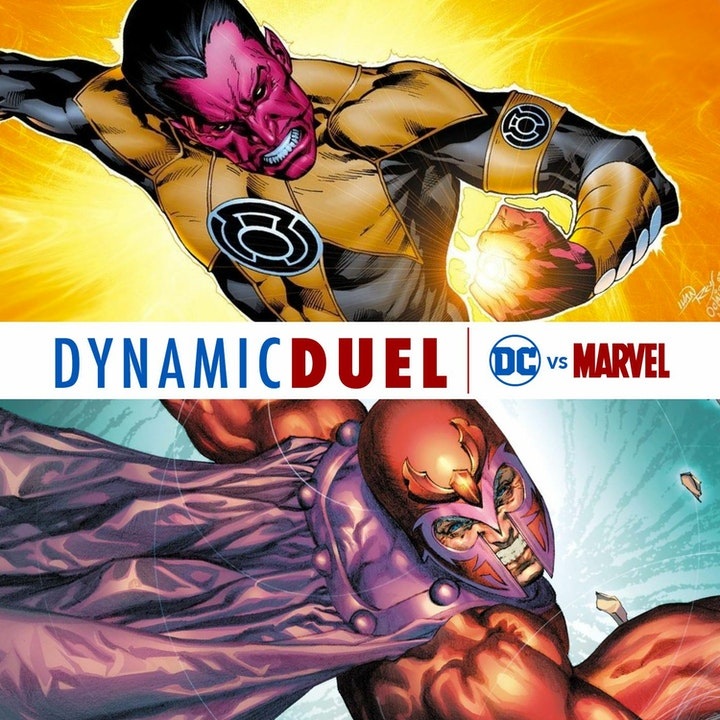 Sinestro vs Magneto