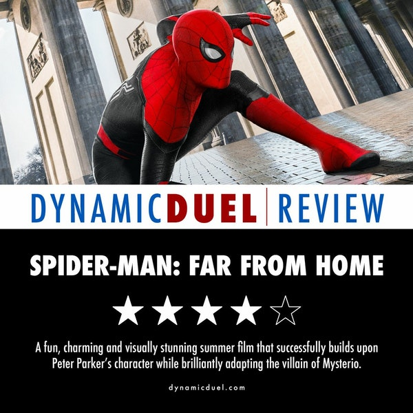 Spider-Man: Far From Home Review Image