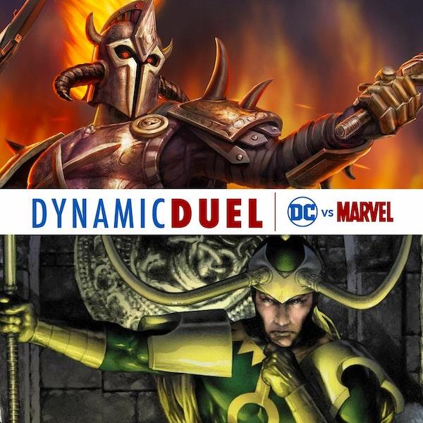 Ares vs Loki Image