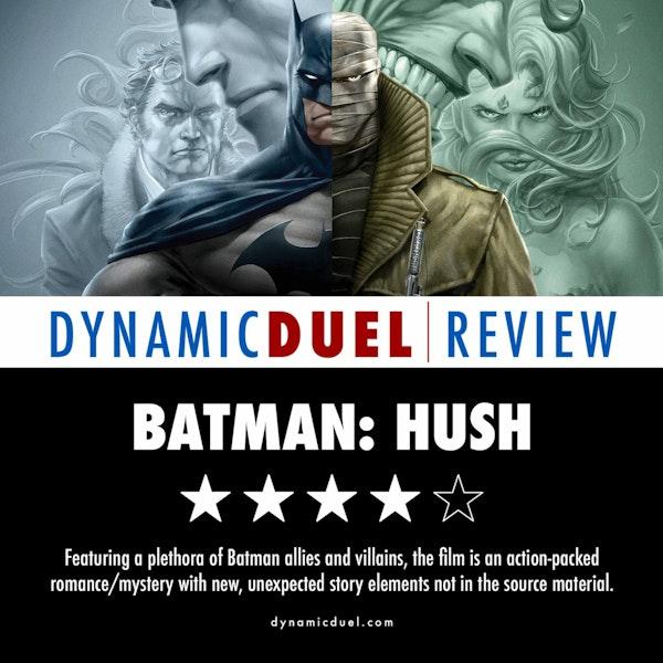 Batman: Hush Review Image