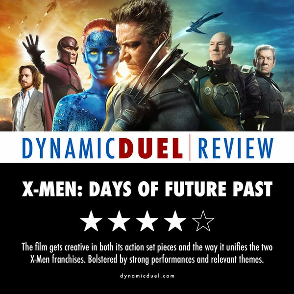 X-Men: Days of Future Past Review Image