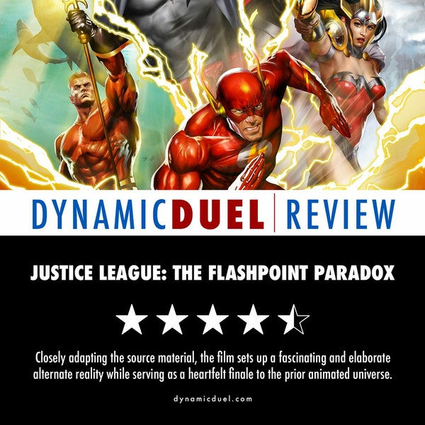 Justice League: The Flashpoint Paradox Review Image