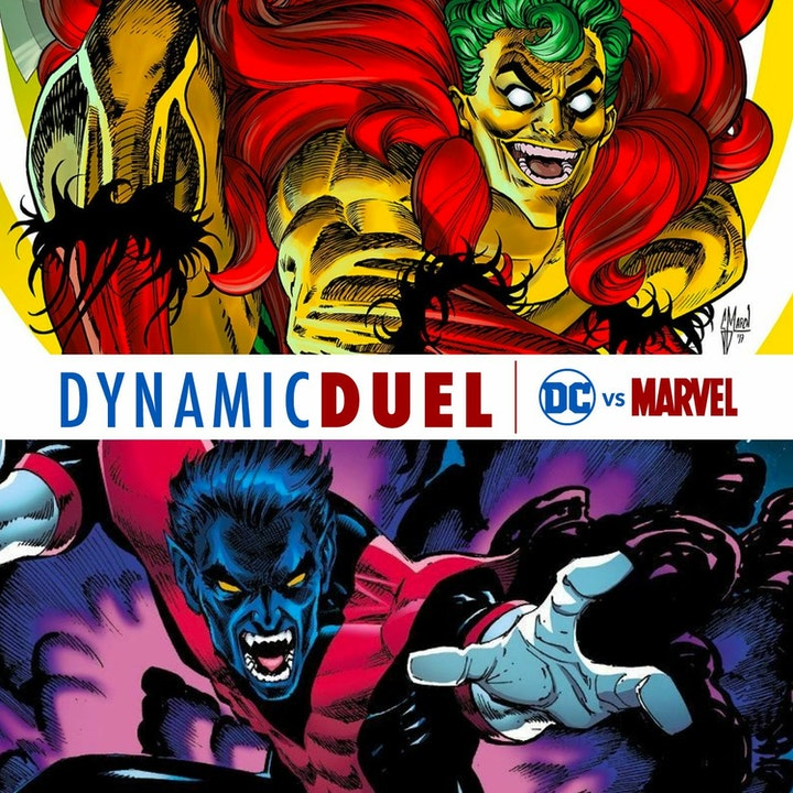 Creeper vs Nightcrawler