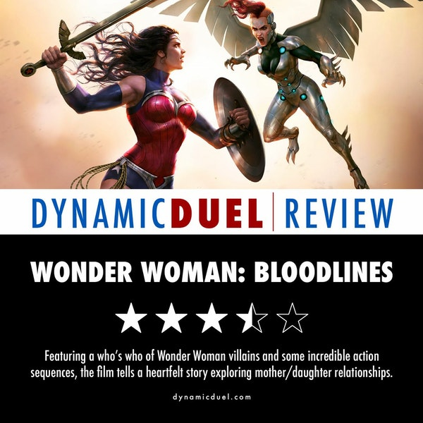 Wonder Woman: Bloodlines Review Image