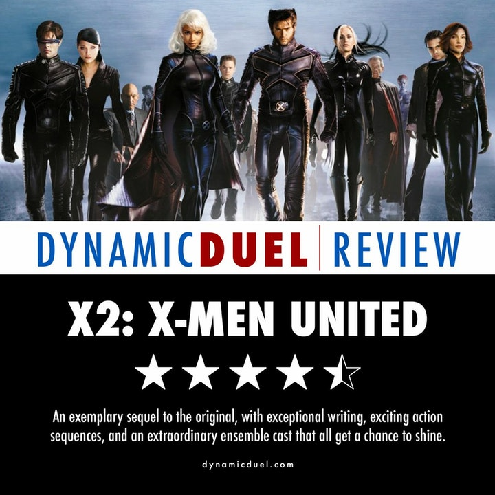 X2: X-Men United Review