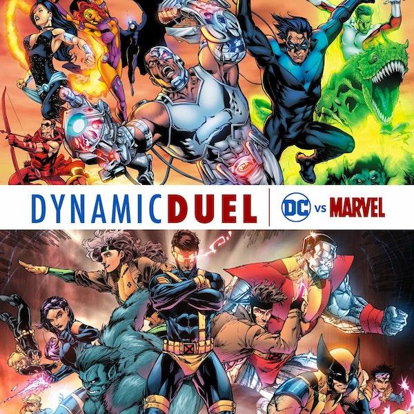 Titans vs X-Men Image
