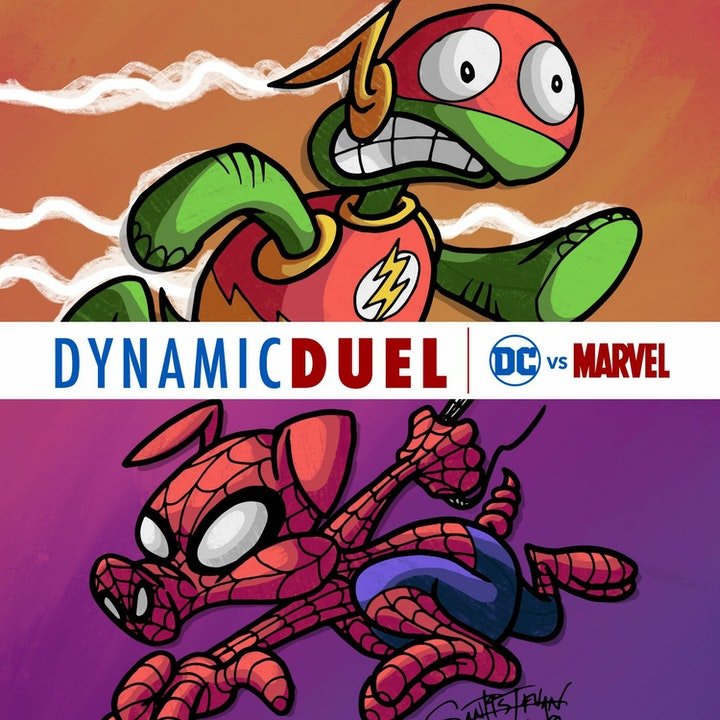 Whatzit vs Spider-Ham