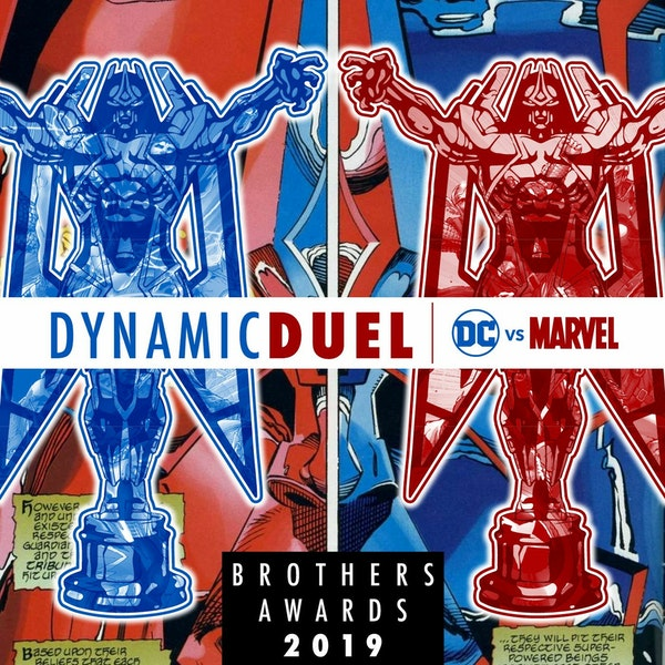 Best of DC & Marvel 2019 Brothers Awards Image