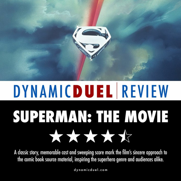 Superman: The Movie Review