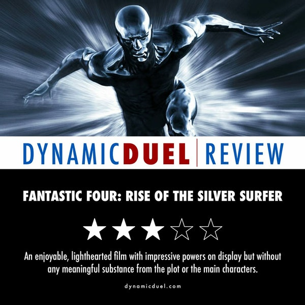 Fantastic Four: Rise of the Silver Surfer Review Image