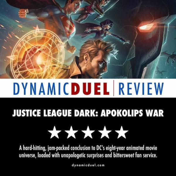 Justice League Dark: Apokolips War Review Image