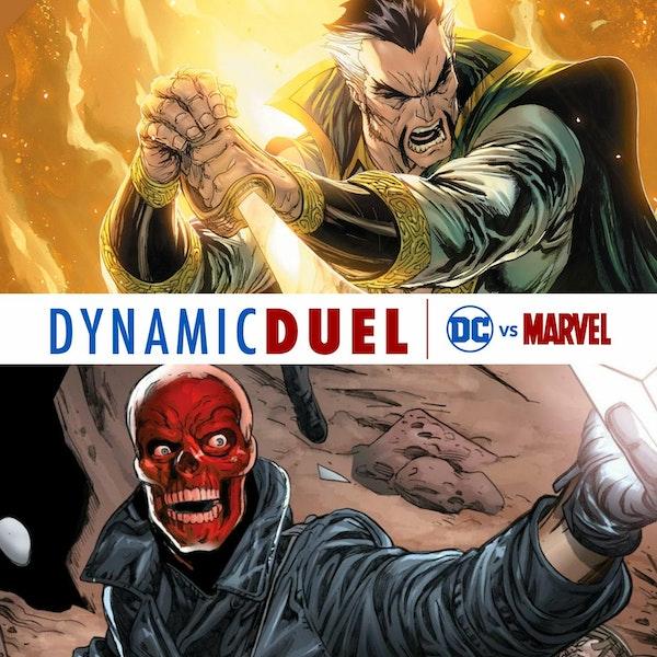 Ra's al Ghul vs Red Skull Image