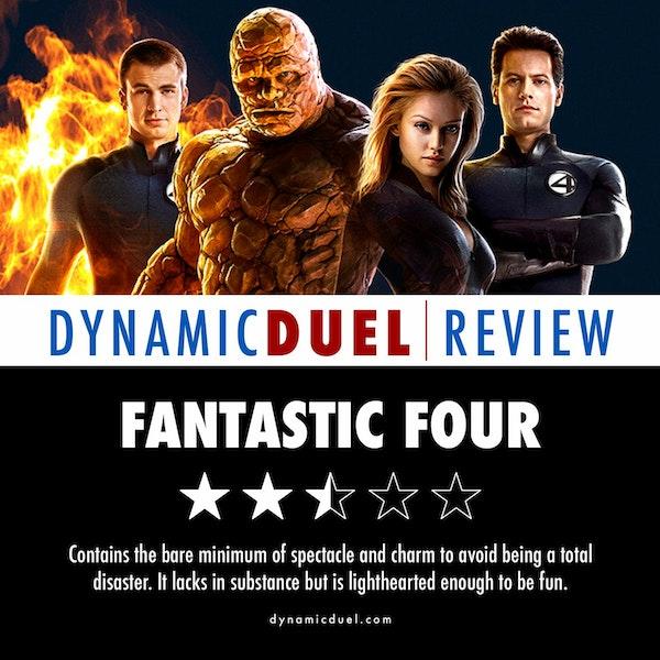 Fantastic Four (2005) Review Image