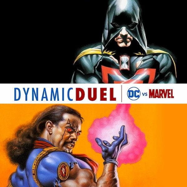 Hourman vs Bishop Image