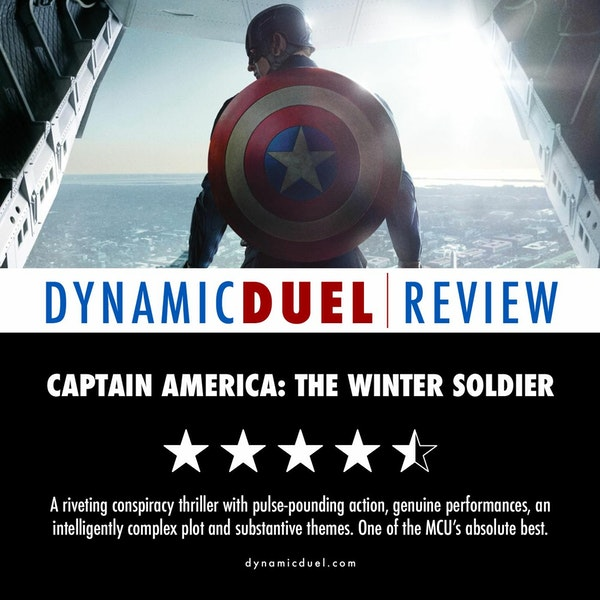 Captain America: The Winter Soldier Review Image