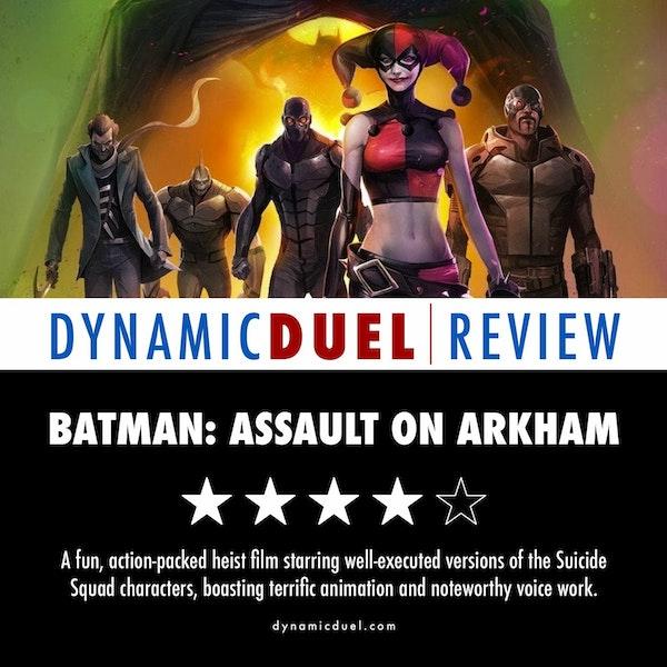 Batman: Assault on Arkham Review Image