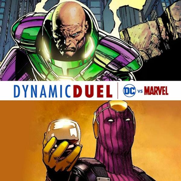 Lex Luthor vs Baron Zemo Image