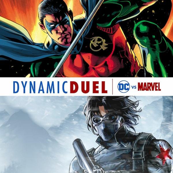 Drake vs Winter Soldier Image