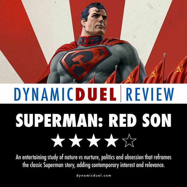 Superman: Red Son Review Image