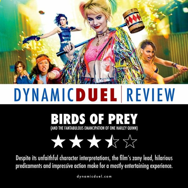 Birds of Prey Review Image