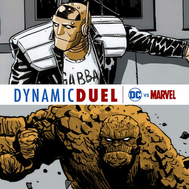 Robotman vs Thing