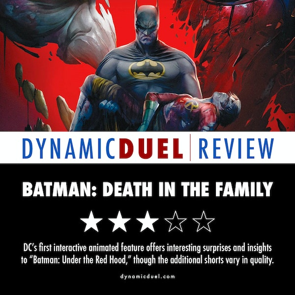 Batman: Death in the Family Review Image