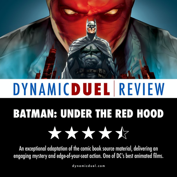 Batman: Under the Red Hood Review Image