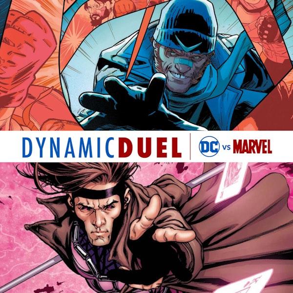 Captain Boomerang vs Gambit Image