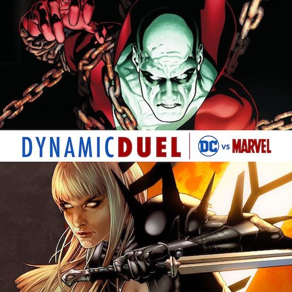 Deadman vs Magik Image