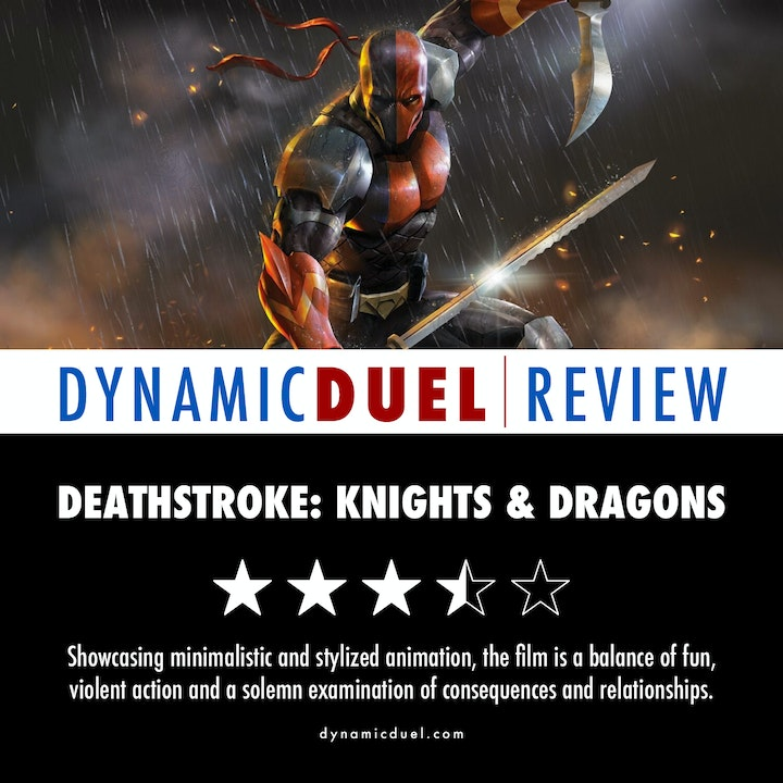 Deathstroke: Knights & Dragons Review