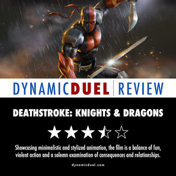 Deathstroke: Knights & Dragons Review Image