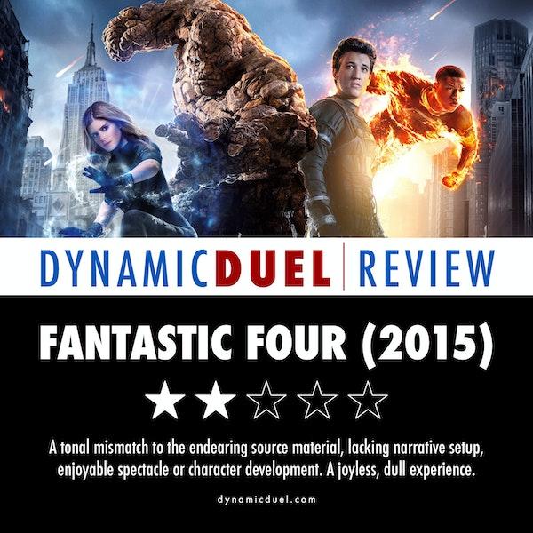 Fantastic Four (2015) Review Image