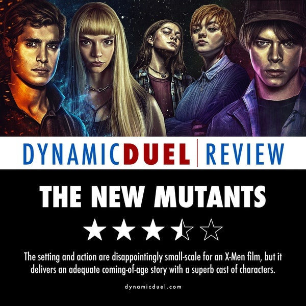 The New Mutants Review Image
