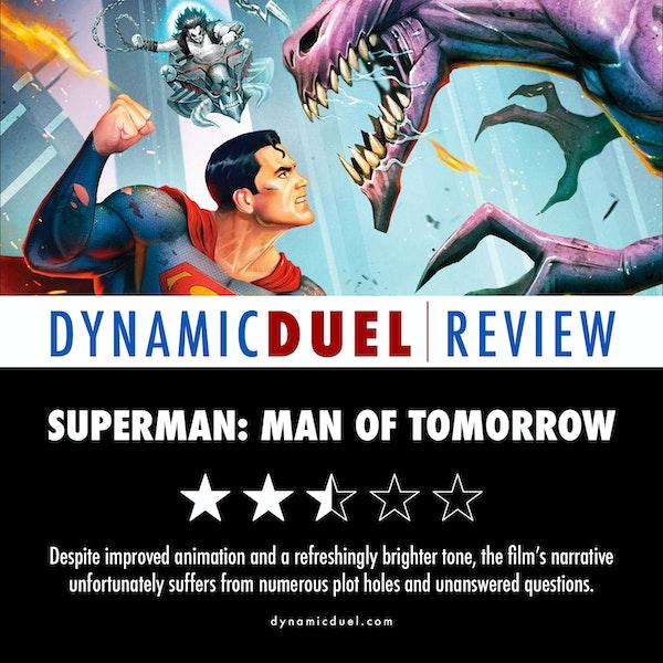 Superman: Man of Tomorrow Review Image