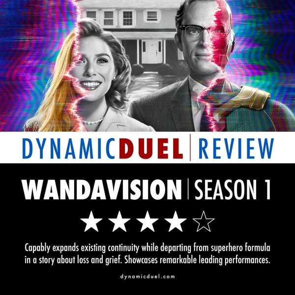 WandaVision Season 1 Review Image