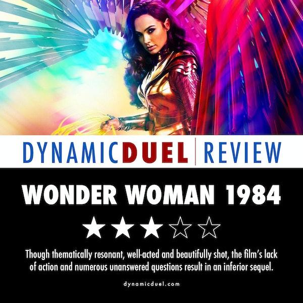 Wonder Woman 1984 Review Image